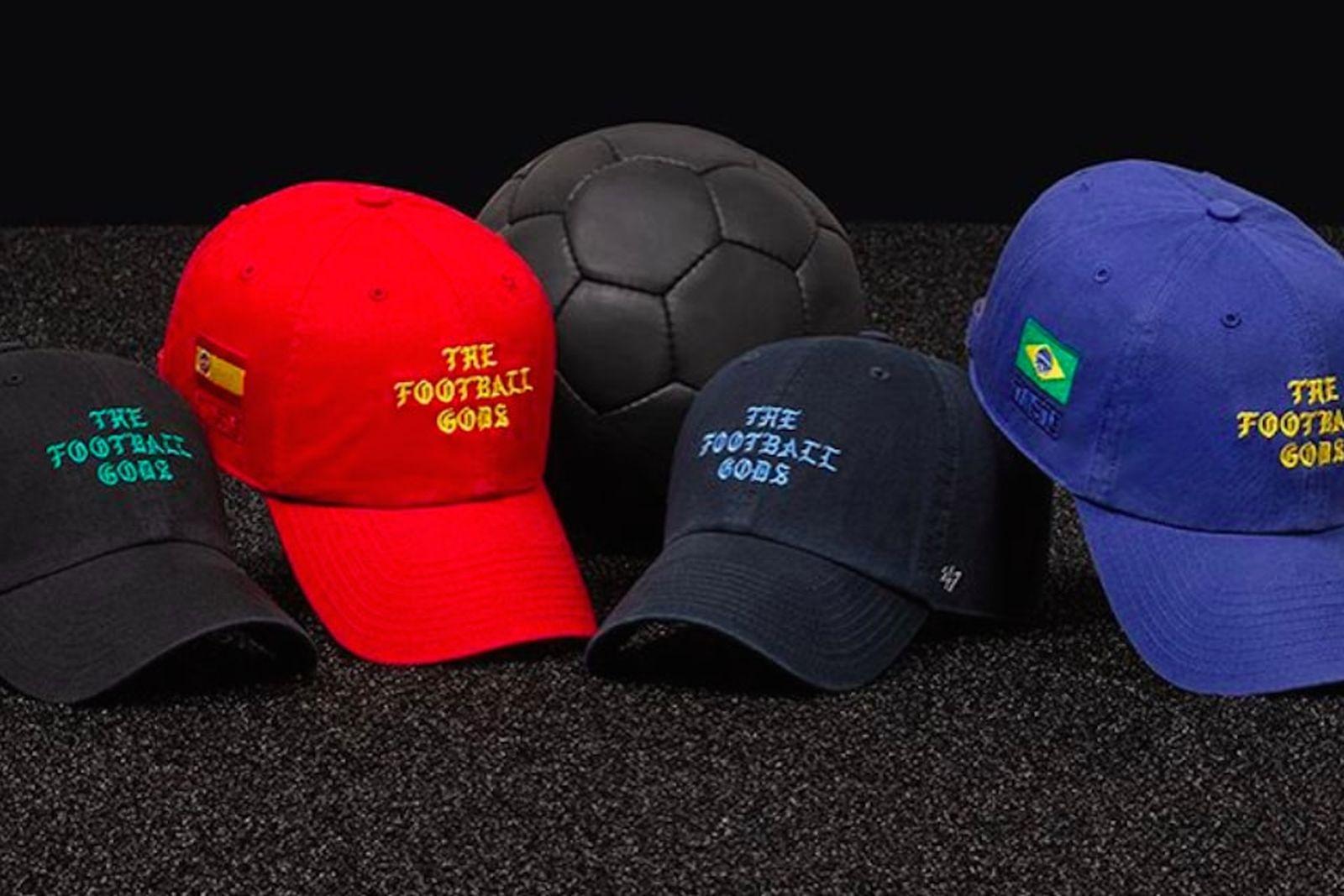 47 the football gods headwear '47 2018 FIFA World Cup