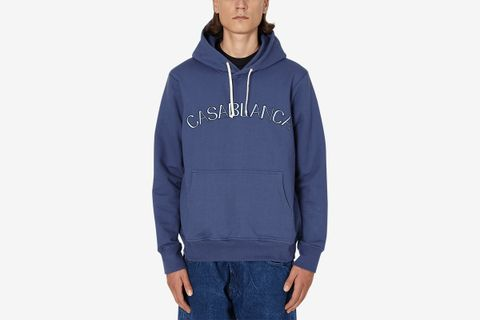 Arches Embroidered Hooded Sweatshirt
