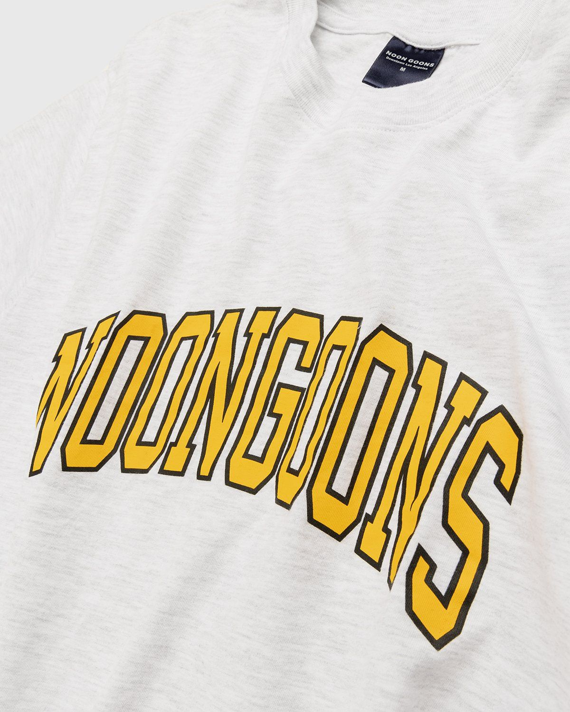 Noon Goons – Var City T-Shirt Grey - Image 3