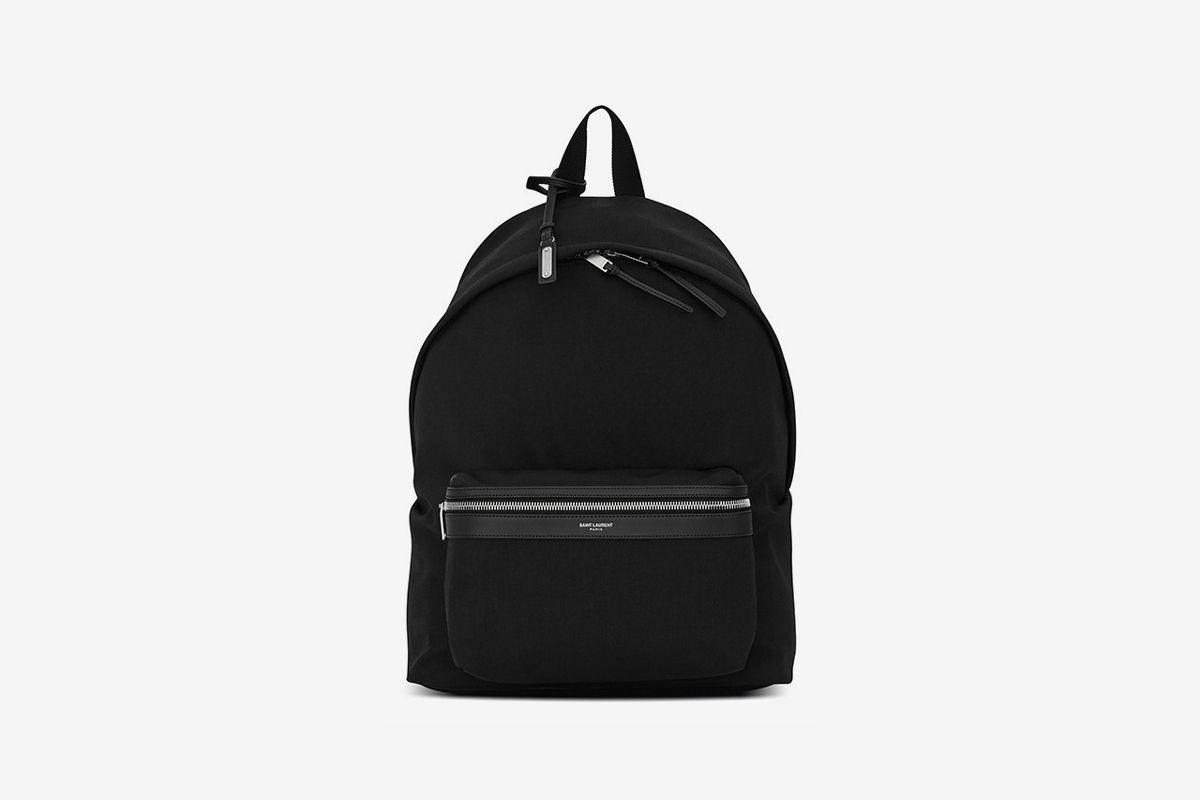 Saint Laurent и Google вместе создали высокотехнологичный рюкзак (фото 1)