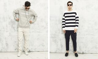 BEAUTY & YOUTH Spring 2015 Lookbook