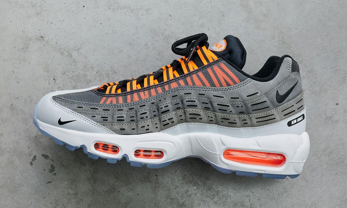 Kim Jones x Nike Air Max 95 Drops Today