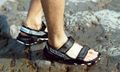 and wander's New Salomon Sandals Can Scale Mountains