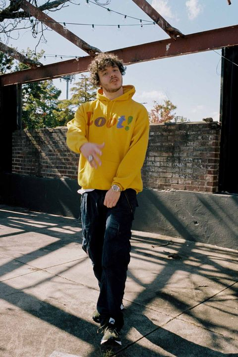 Jack Harlow Talks Us Through His New Balance Collection & the Latest 327s 27