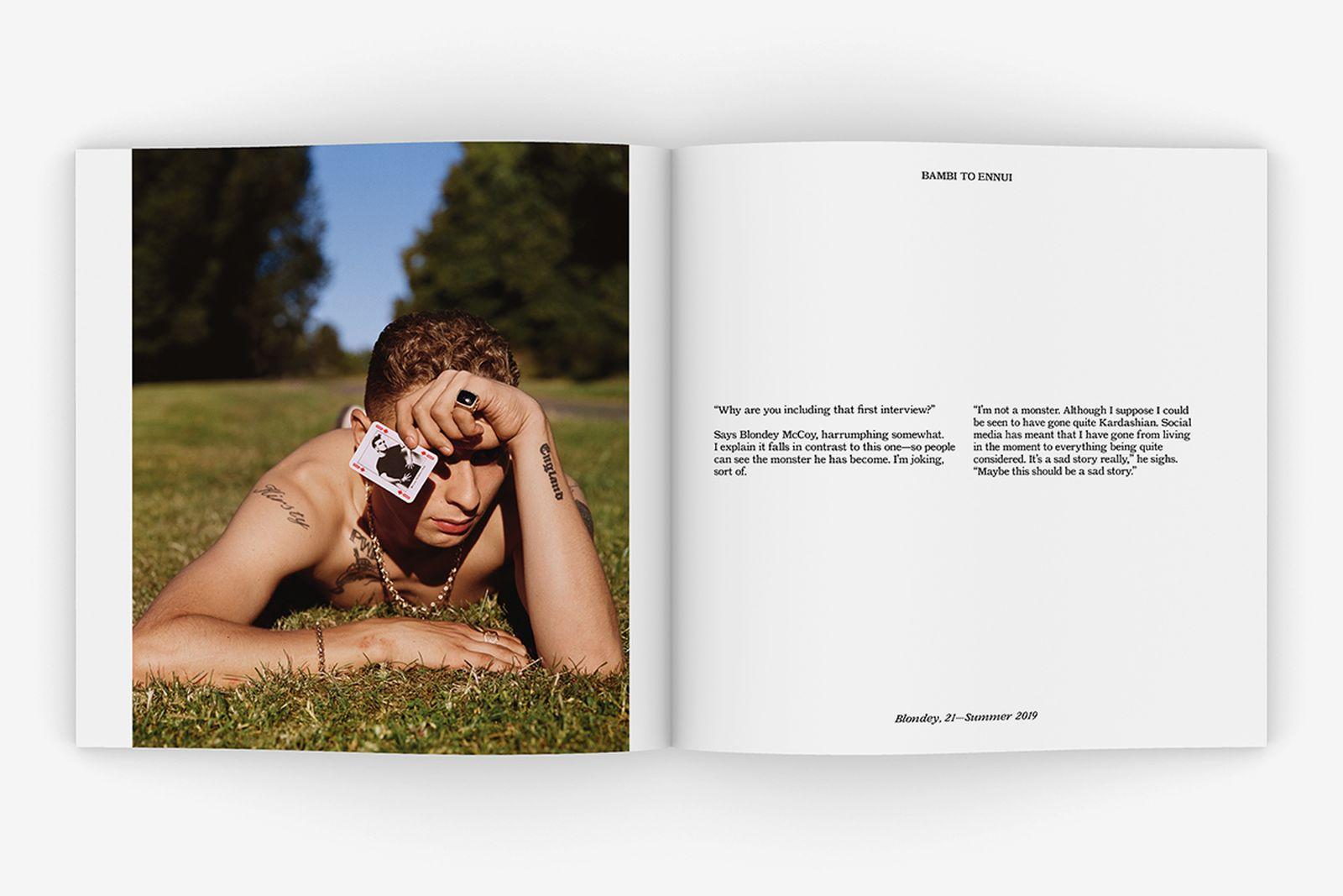 blondey mccoy book 1 Blondey 15-21 alasdair mclellan