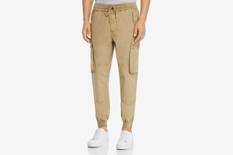 Stretch Classic Fit Cargo Pants