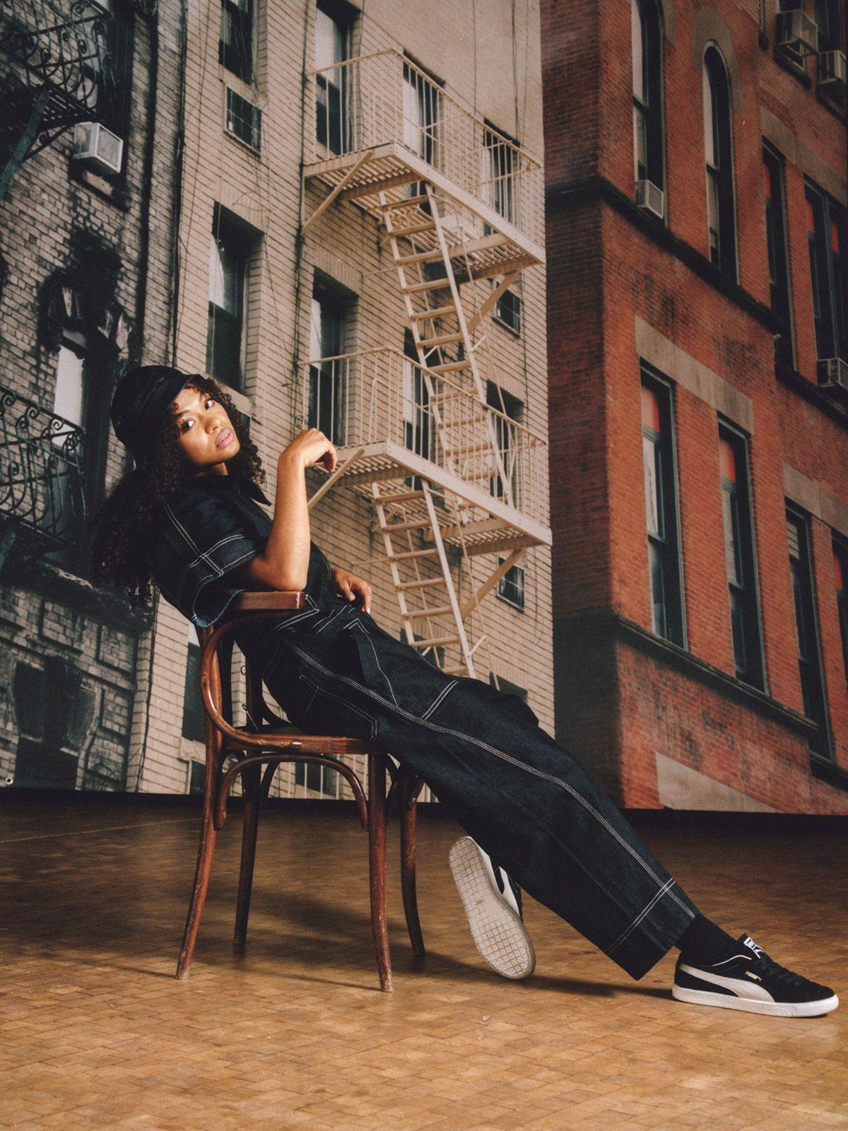 Meet June Ambrose, the Genius Behind the Craziest '90s Hip-Hop Fits 22