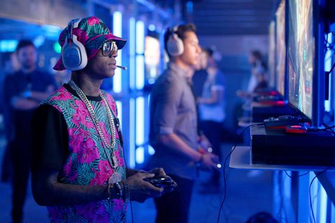 soulja boy video game console SouljaGame