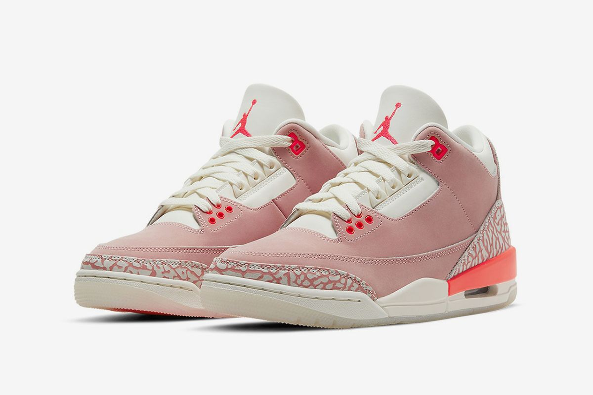 The Air Jordan 3 Is Pretty in Pink & Other Sneaker News Worth a Read 47