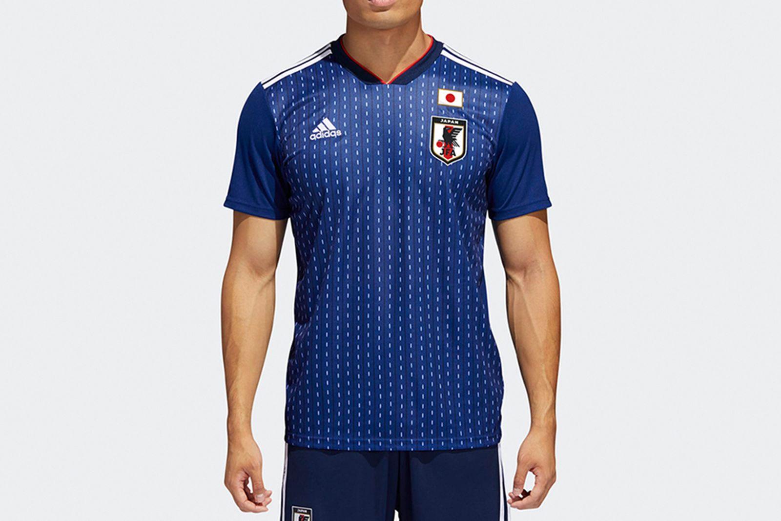 Japan adidas 001 2018 FIFA World Cup