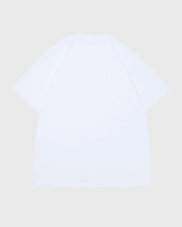 Fun Logo Tee White - Image 2