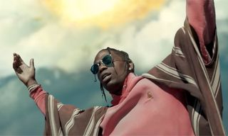 """The Biblical References You Might Have Missed in Travis Scott's """"Stop Trying To Be God"""" Video"""