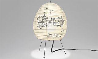 """Tom Sachs' Sold Out """"Tea Ceremony"""" Lunar Lander Lamp Gets Limited Re-Release"""
