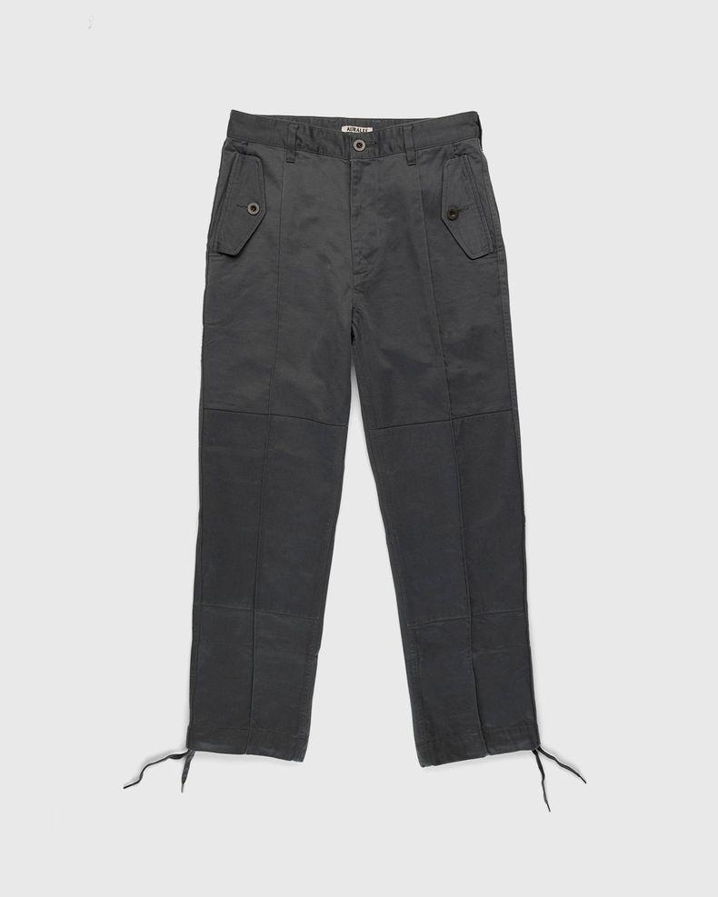 Auralee – Pants Grey