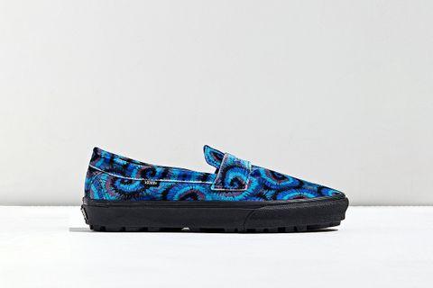 UO Anaheim Factory Style 53 DX Tie-Dye Sneaker