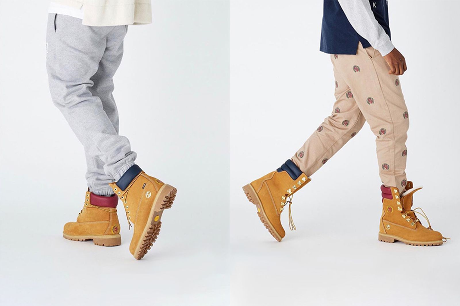 KITH tommy hilfiger timberland fw18 boots kith x tommy hilfiger