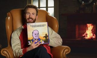 Watch the Avengers Read Out Hilarious Kid-Friendly 'Infinity War' Ending