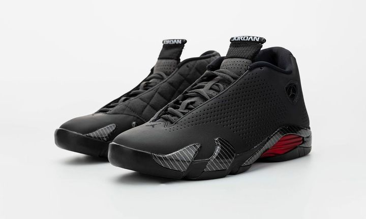 "Air Jordan xiv ""Black Ferrari"""