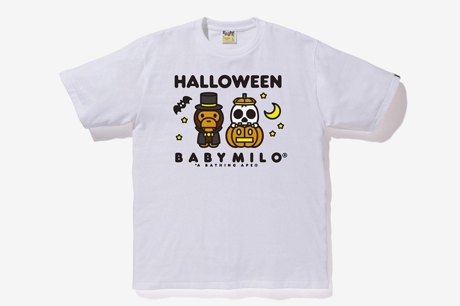 BAPE Halloween T-shirt white