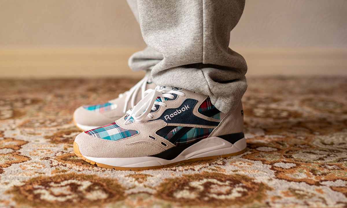 size? Makes Plaid on Shoes Cool With Latest Reebok Collab