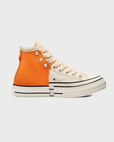 Converse x Feng Chen Wang 2-in-1 Chuck 70 High - Persimmon Orange