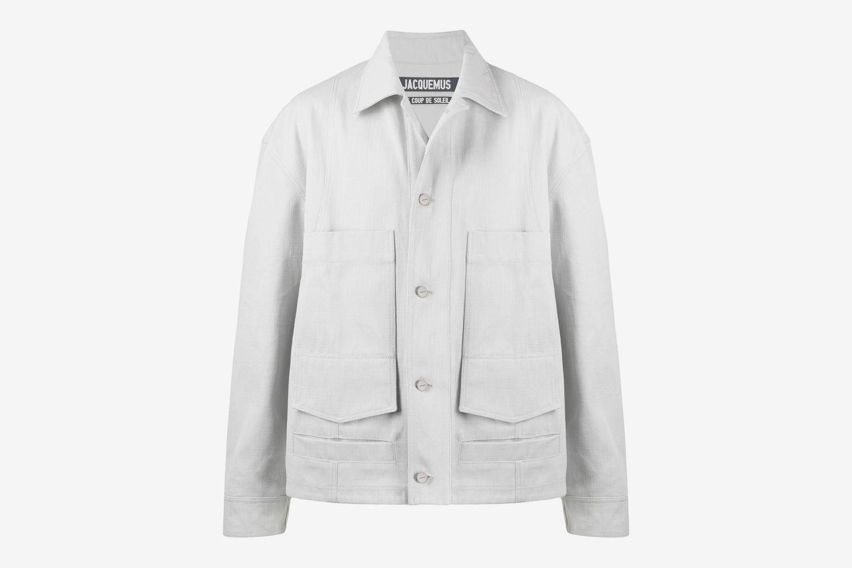 Marcel Shirt Jacket
