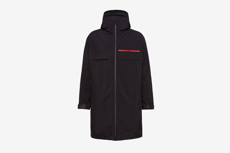 Technical Rain Coat