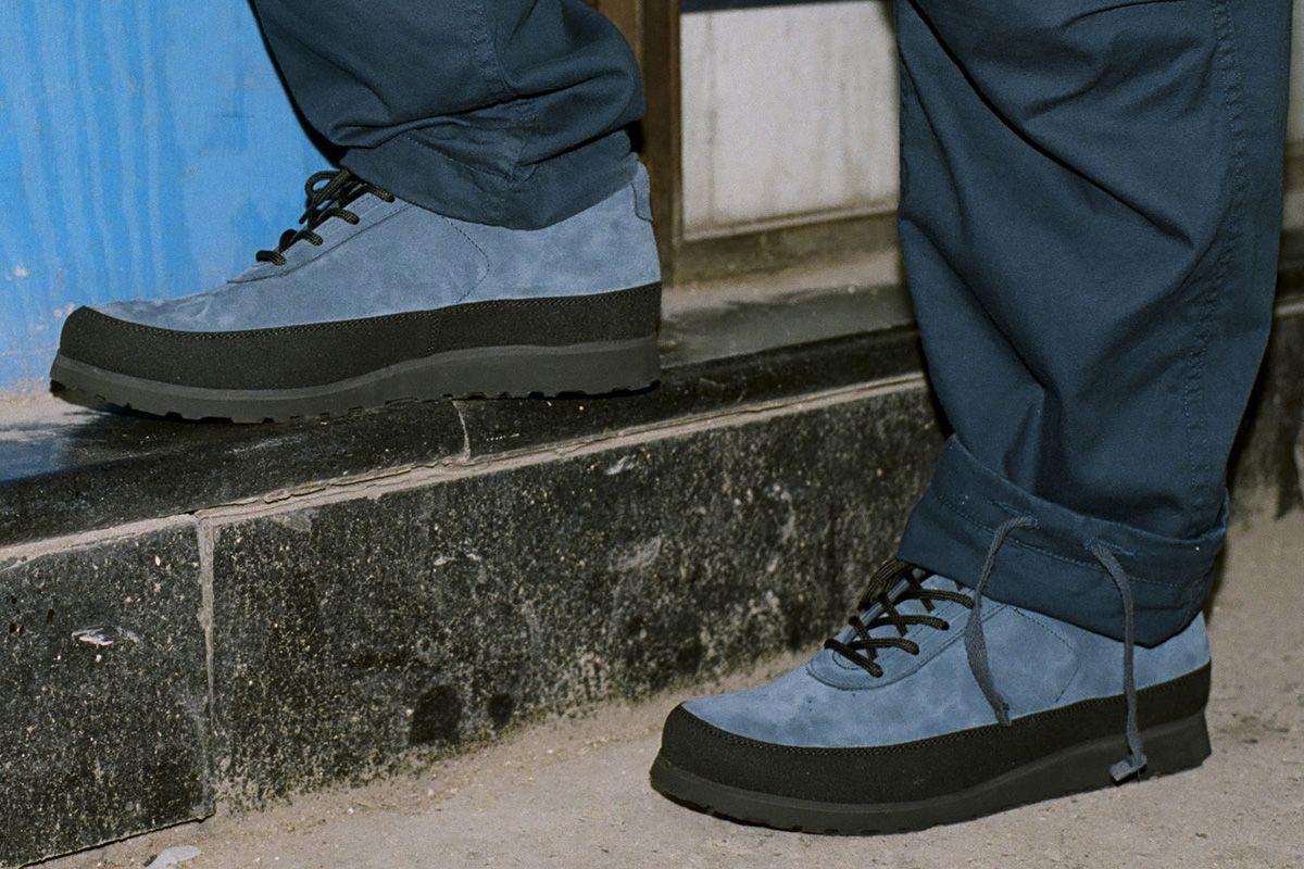 Engineered Garments Teams up With Tarvas for Versatile Footwear Collab