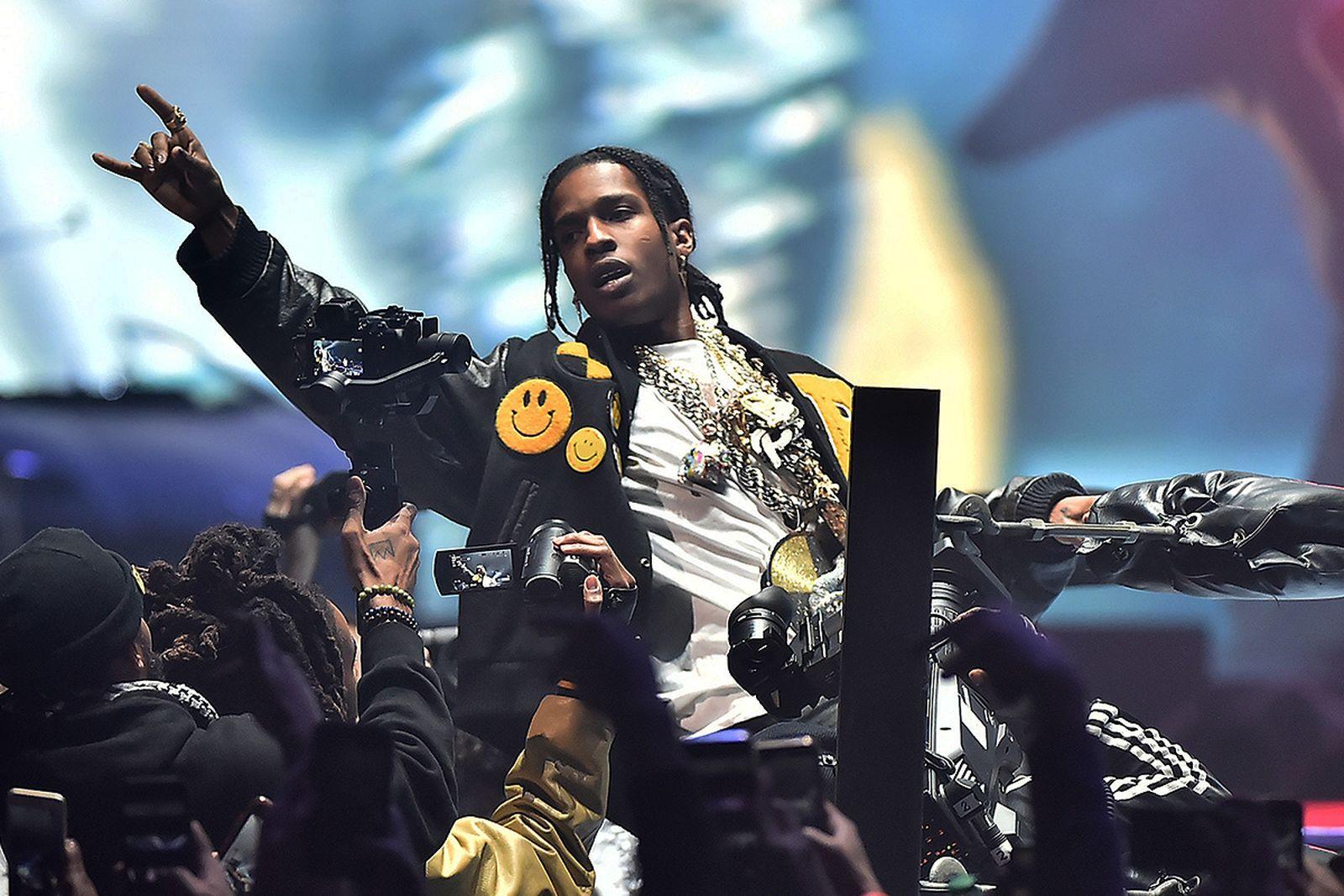 A$AP Rocky Yams Day 2020