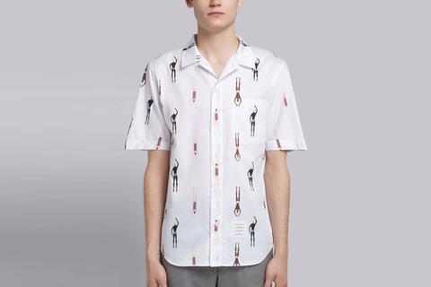 Swimmer Shirt