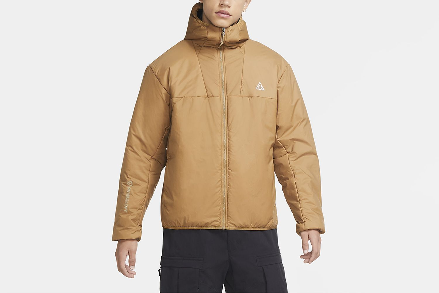 """ACG Packable Insulated Jacket """"Rope de Dope"""""""
