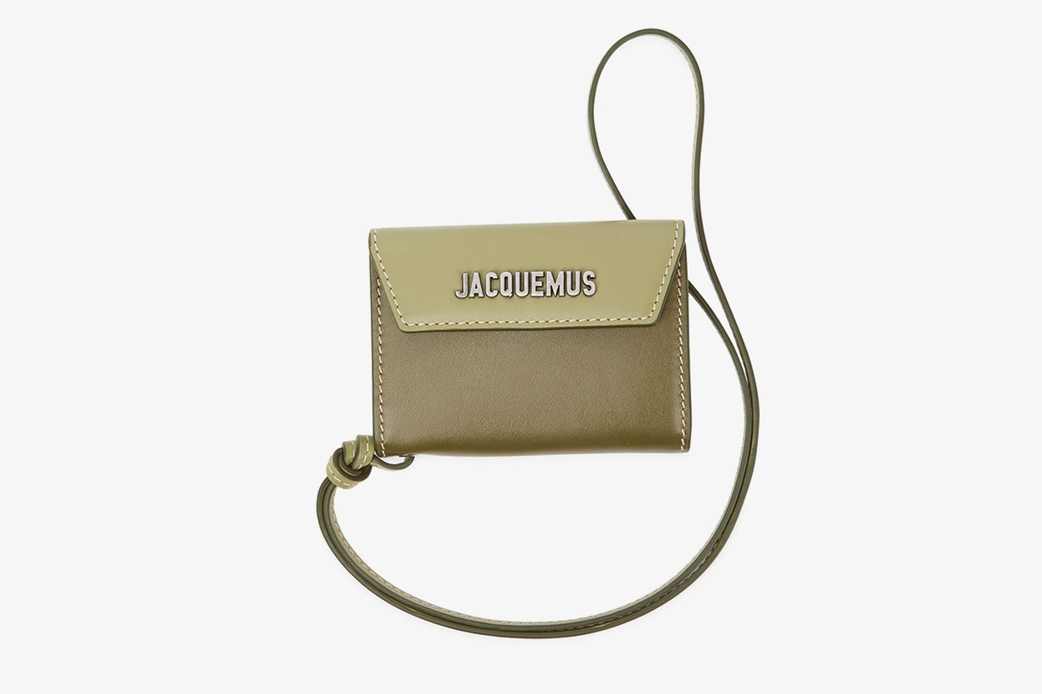 Porte Jacquemus Leather Wallet