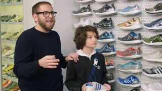 jonah hill sunny suljic sneaker shopping Mid90s