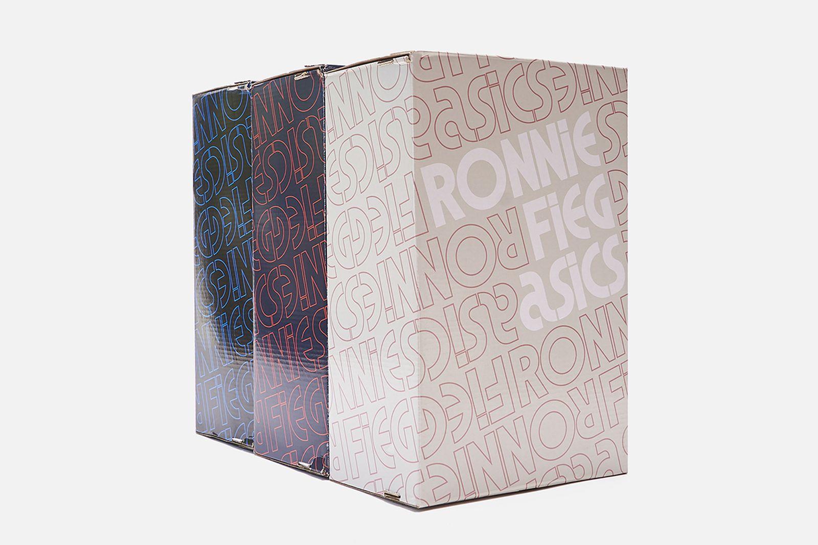 Ronnie Fieg x ASICS GEL-Lyte III Tokyo Trio