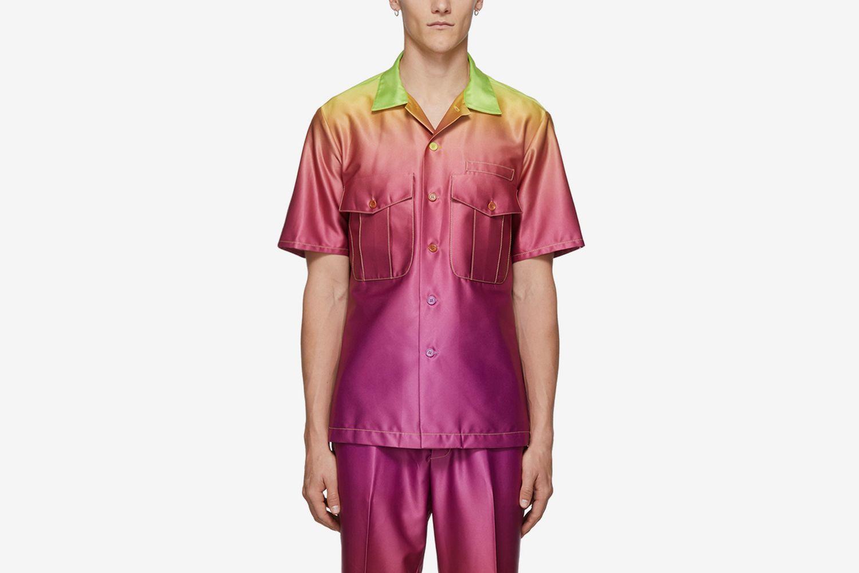 Dean Degrade Pocket Shirt