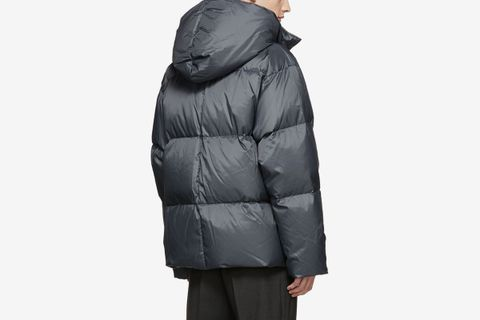 Quilted Down Riversdale Jacket