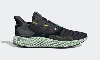 the latest 608a3 872a5 The Latest Futurecraft-Equipped ZX 4000 4D Is adidas Stealthiest Yet
