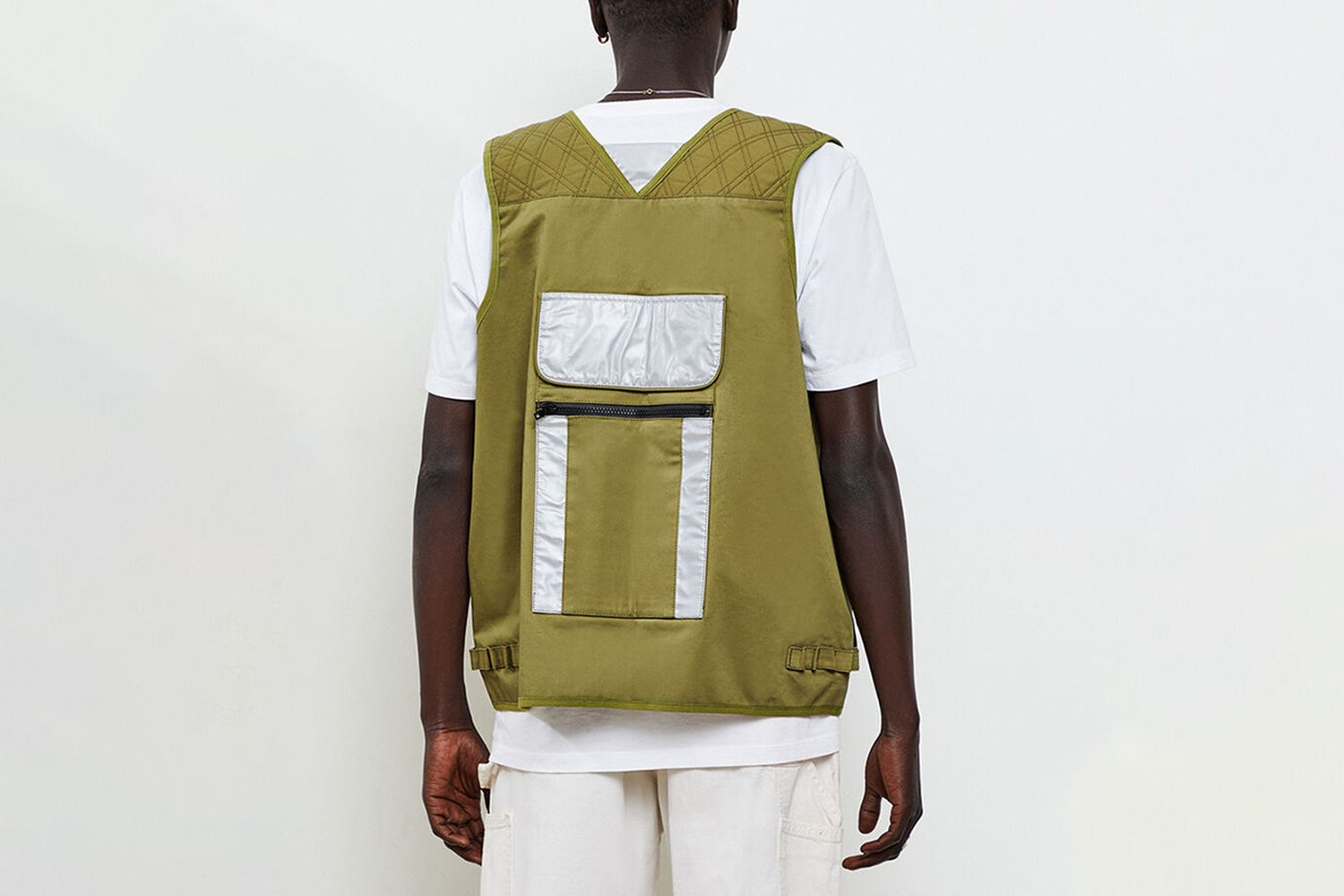 Workwear Coated Utility Vest