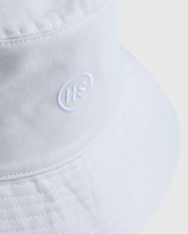 Highsnobiety – Bucket Hat White - Image 4