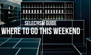 Where To Go This Weekend | October 2014, Week 2