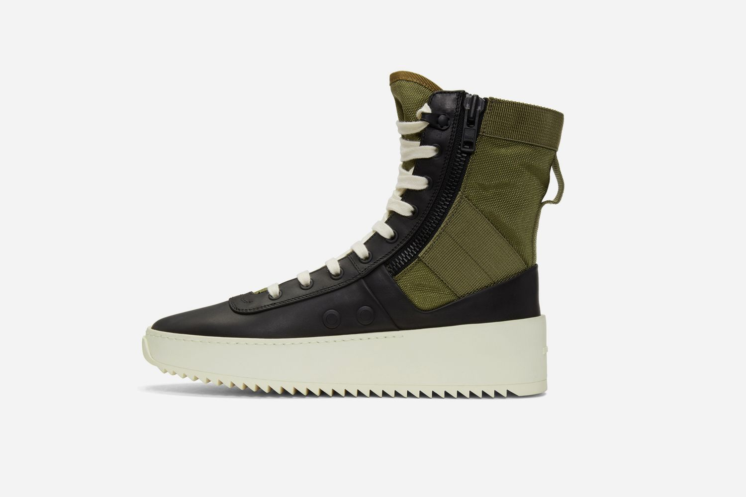 Jungle High-Top Sneakers