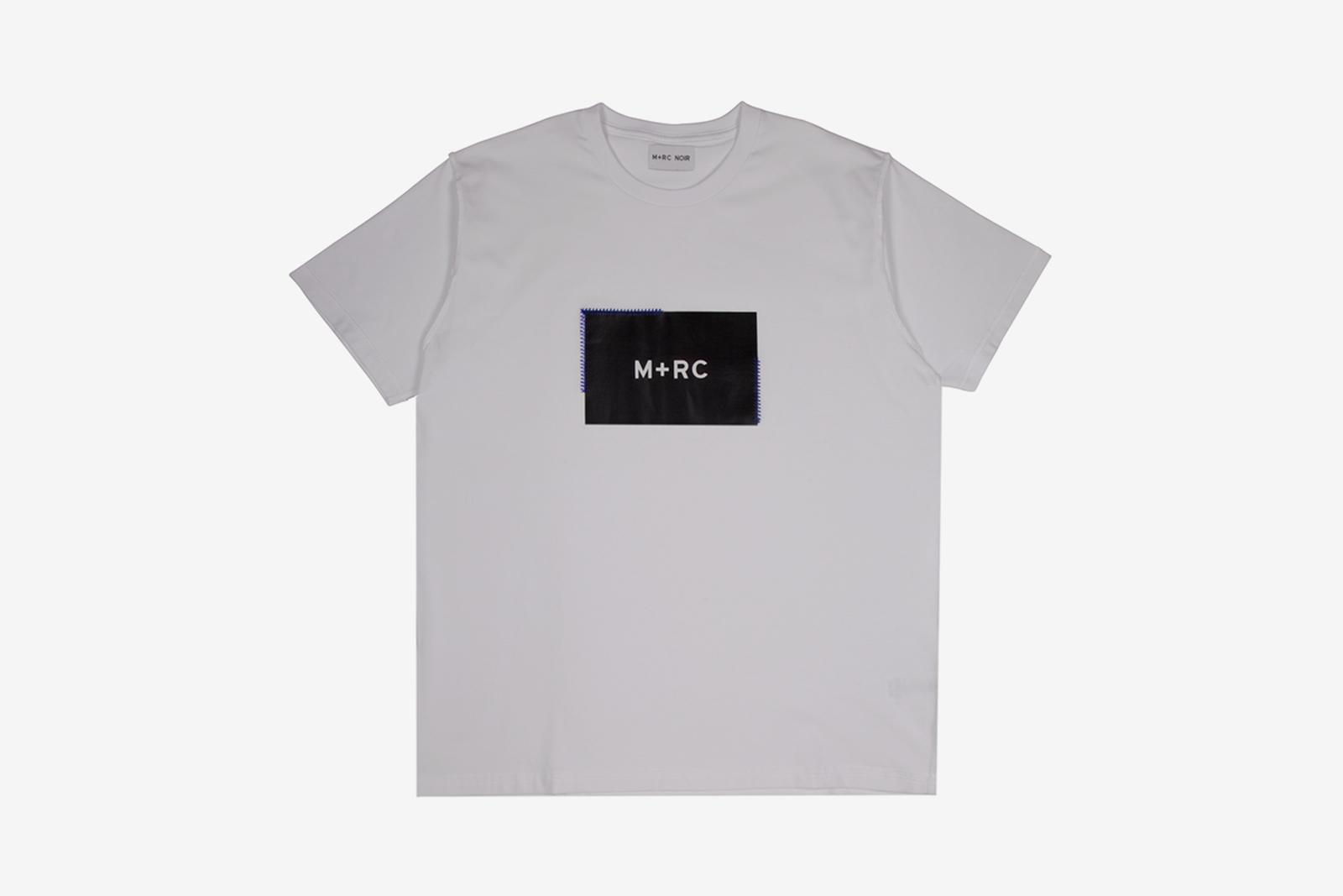 M RC NOIR box logo tee white black front 1024x1024 M+RC NOIR SS18 playboi carti