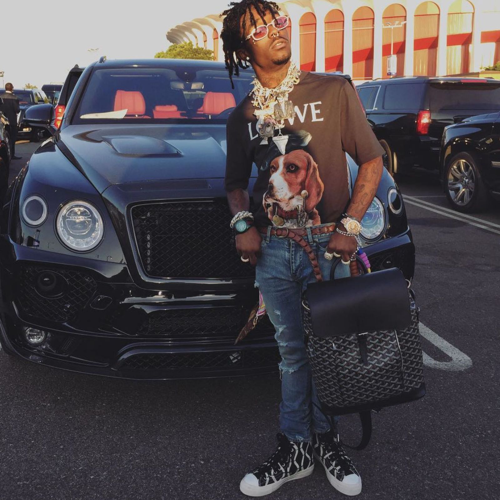 rappers favorite cars Cardi B Missy Elliott Offset