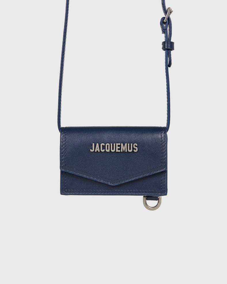 JACQUEMUS - Le Porte Azur Navy
