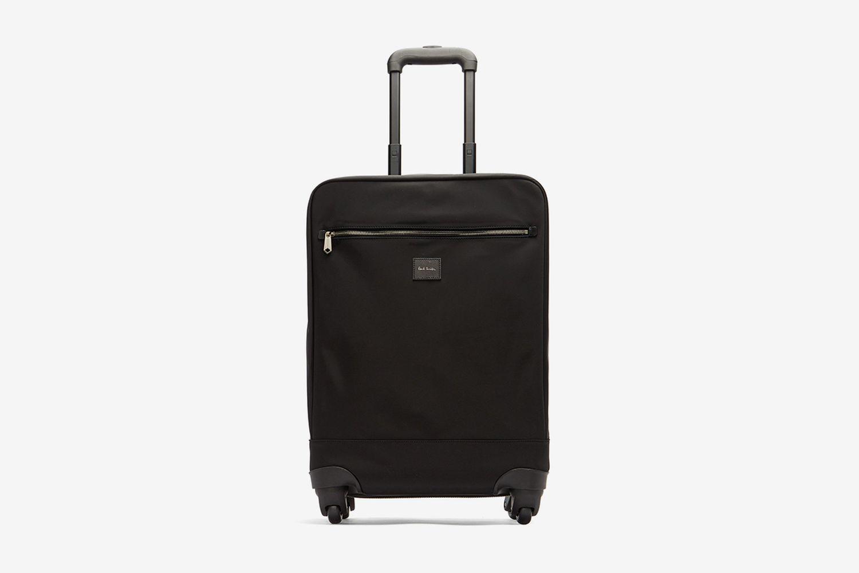Signature-Striped Cabin Suitcase