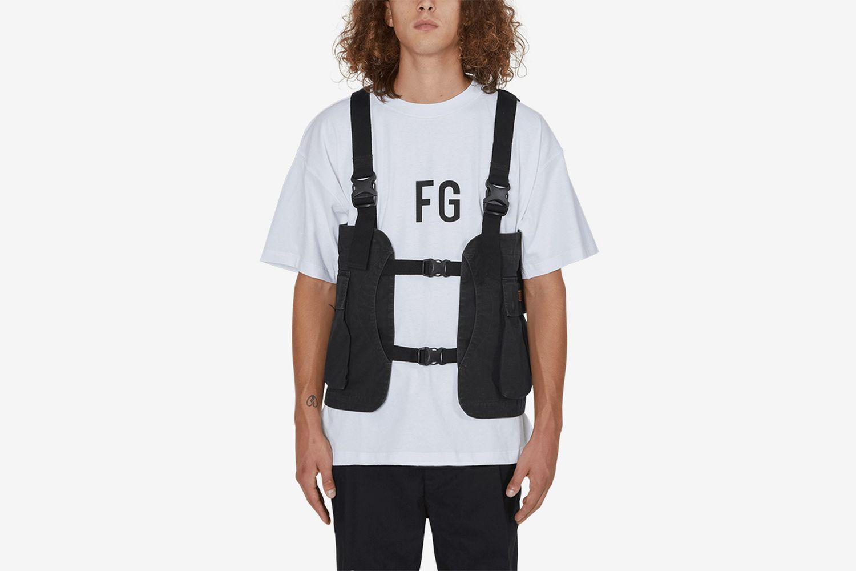 Military Pack Vest