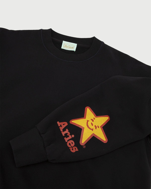 Aries - Fast Food Sweatshirt Black - Image 2