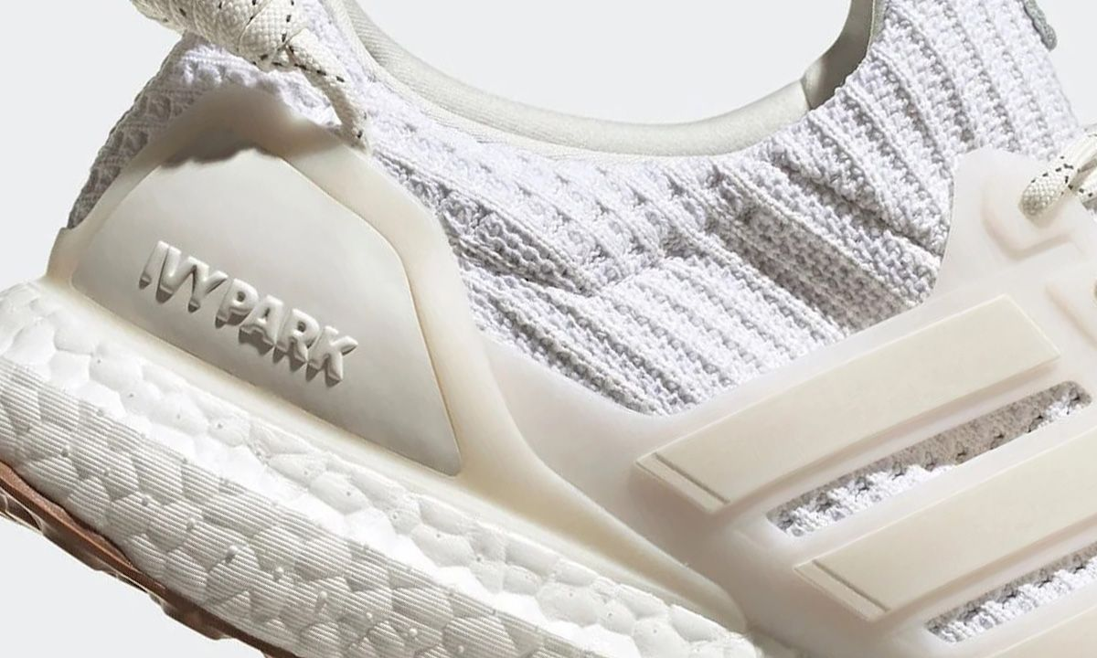 Ivy Park x adidas Ultraboost White Gum: Official Information