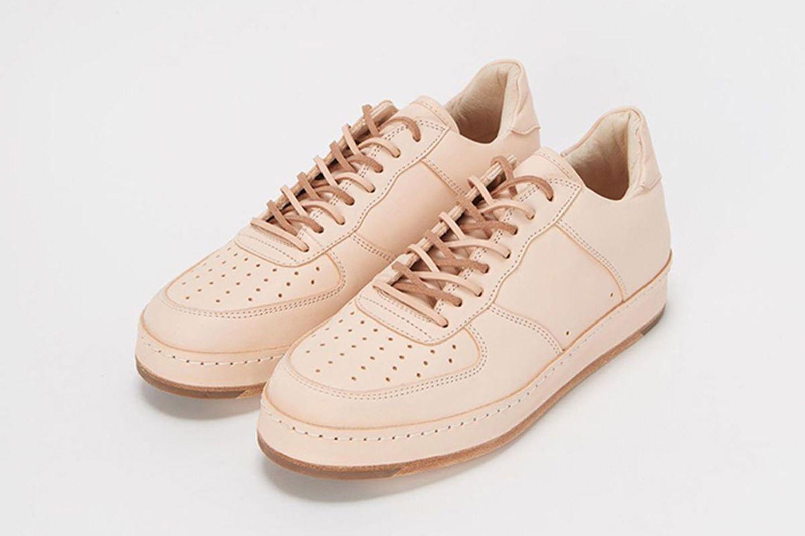 cocina Estéril Sur  Hender Scheme Gives the Nike Air Force 1 the Luxe Leather Treatment