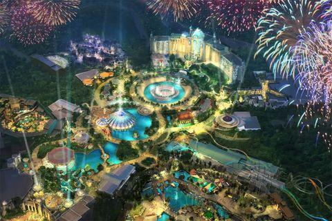 universal epic universe theme park disney